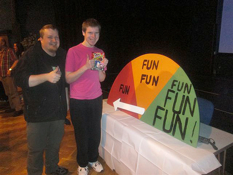 North Participatory Event Fun Meter Pic